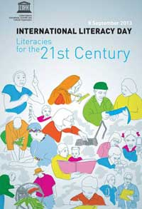 International Literacy Day 2013